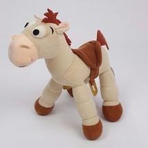 "Disney Parks Toy Story Bullseye Horse Plush 10"" Poseable Stuffed Animal ... - $14.84"