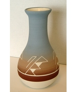 Signed Sioux Long Neck Vase (Contemporary)  - $17.89
