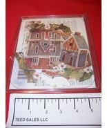 Wallies Wallpaper Cutouts Susan Winget Birdhouses 12973 - $8.15