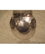Classic Australian Coin Sterling Silver Bracelet Handmade by Artisan - V... - $125.00