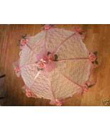 "32"" Bridal Shower  Mauve Dusty  rose UMBRELLA PARASOL - $24.70"