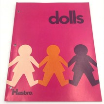 1972 Hasbro Dolls Catalog World of Love Hippie Deluxe Candy Babies Aimee... - $149.95
