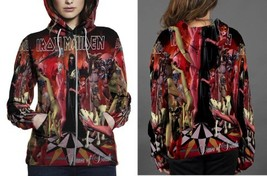 Dance of Death poster Hoodie Zipper Women's - $48.99+