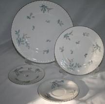FRANCONIA KRAUTHEIM Laurel-Oak - 4 PC Plates Place Setting -  #757 - $42.00