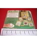 Wallies Wallpaper Cutouts Debbie Mumm Seed Packets 12956 - $8.15