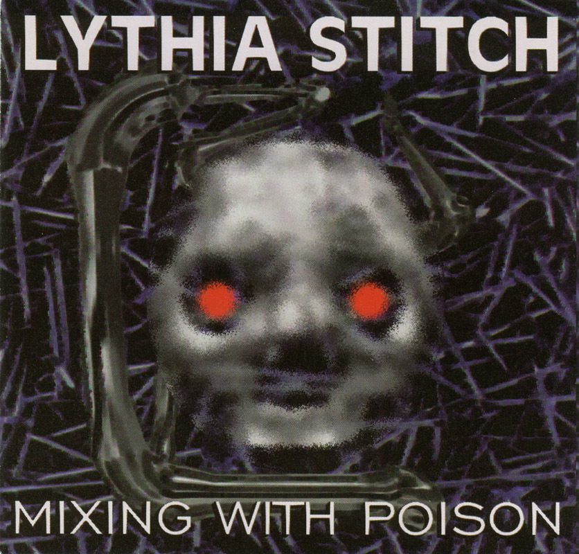 Lythia Stitch - Mixing With Poison 1995 EP CD Goth Metal