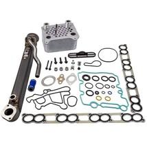 Head Gasket EGR Cooler Oil Cooler Kit for Ford 6.0L 03-07 Diesel - $110.46
