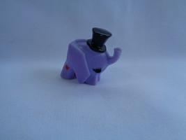 Lalaloopsy Mini Peanut Big Top Pet Purple Elephant Pencil Topper - $1.56