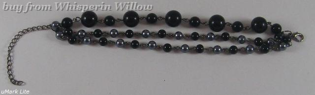 Primary image for Triple Strand Glass Bead Fashion Bracelet