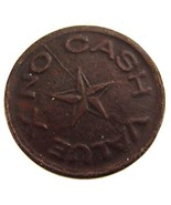 OLD undated good for AMUSEMENT no cash copper TOKEN - $2.99
