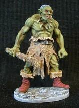 D&D Miniature - Garnuk the Ogre - Stunningly Painted by Ken Longacre !! s33 - $80.00