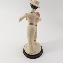 Marlo Collection by Artmark Figurine of Victorian Equestrian Lady image 4