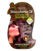 Beauty Formulas Macadamia Oil Intensive Hair Treatment - $8.74
