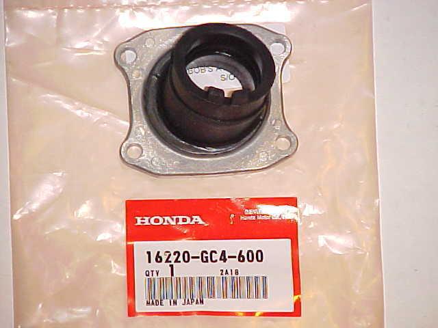 Intake Joint Manifold Carb Insulator OEM Honda CR80R CR85R CR80 CR85 CR 80 85 R