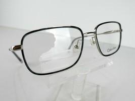 CALVIN KLEIN ck 5456 (037) Grey Havana / Silver  55 X 18 145 mm Eyeglass... - $60.73