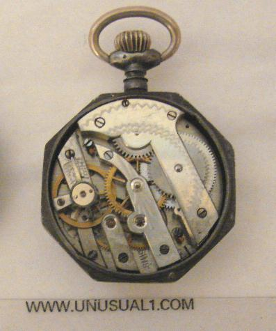 ANTIQUE AESTHETIC MOVEMENT WATCH