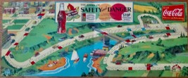 Coca Cola Game of Safety and Danger mint unplayed Canadian issued 1930's - $250.00