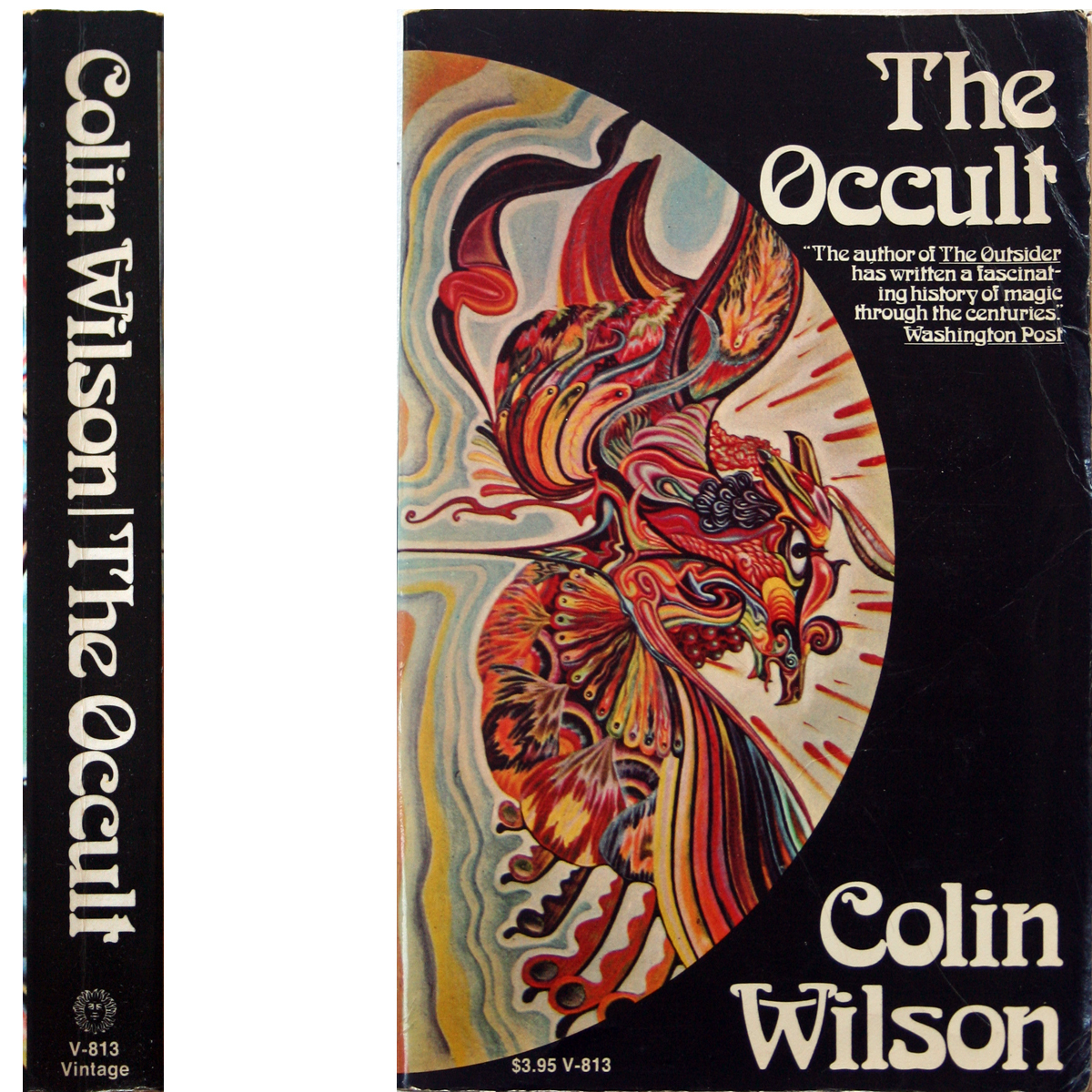 1973 The Occult - Colin Wilson