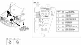 NEW HYUNDAI-KIA GENUINE OEM SLOW BLOW FUSE (80 AMPS) 1898006565 - $9.90