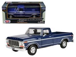 1979 Ford F-150 Pickup Truck 1:24 Diecast Model Car by Motormax - $33.46