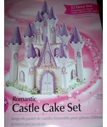Wilton Fairy Princess Castle Cake Set NEW - $20.00