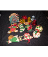 Vintage Christmas Decorations - $5.00