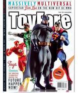 ToyFare #160 Jim Lee DC MMO Batman Superman Green Lantern Flash JLA - $9.26