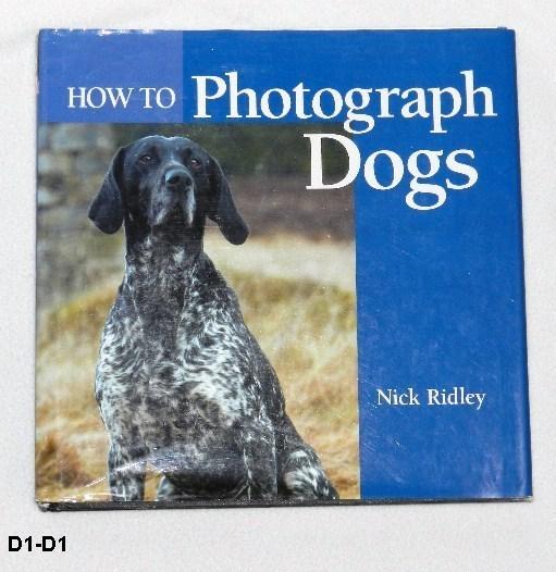 D1 d1 dogs photograph book