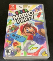 Super Mario Party for Nintendo Switch Video Game  - $37.12