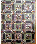 Cars Throw Size Quilt - $70.00
