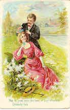 Divinely Fair Paul Finkenrath of Berlin Vintage Post Card - $6.00