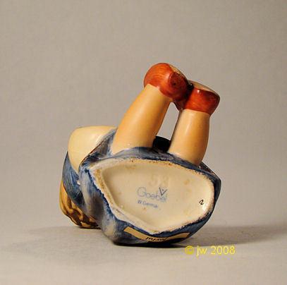 Hummel Joyful 53 TMK-5 Goebel Figurine Girl Banjo