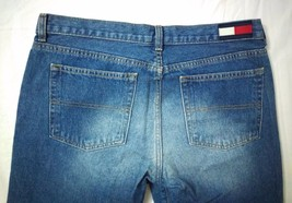 Vintage Tommy Hilfiger Flag Bootcut Jeans Womens Size 13 - $44.55