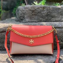 Tory Burch Kira Colorblock Shoulder Bag - $449.00