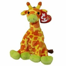 Giraffiti The Giraffe Retired Ty Beanie Baby MWMT Collectible - $9.85