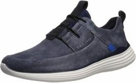 Cole Haan Men Grandsport Apron Toe Sneakers Size US 10M Ombre Blue C30757 - $72.94