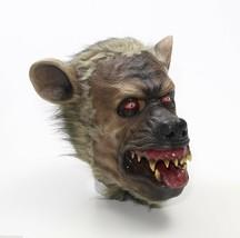 DELUXE LATEX FROG ADULT LATEX OVERHEAD ANIMAL MASK FUN@HALLOWEEN FUN ANYTIME !