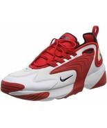Nike Zoom 2K Off White/Obsidian-University Red Men's Shoes AO0269-102 - $77.01