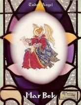 Mar Bek-TUDOR ANGEL-Cross Stitch Pattern - $3.95