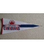 Vancouver Canadians Felt Pennant Baseball Souvenir - $9.99
