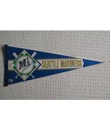 Seattle Mariners MLB Felt Pennant Baseball Souvenir - $14.99