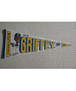 Ken Griffey Seattle Mariners MLB Felt Pennant Baseball Souve - $9.99