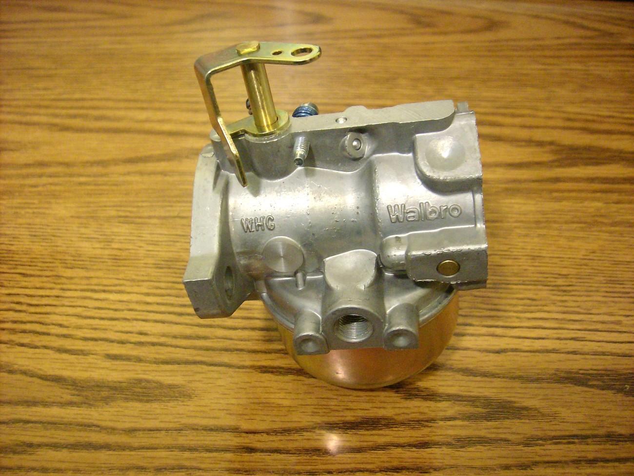 Kohler K301 carburetor 4785323S used on John Deere, Cub Cadet and others