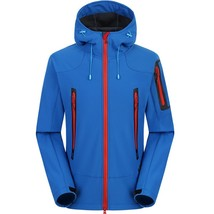 2018 Men's Hiking Jackets Softshell Jacket Men Outdoor Autumn Winter Sports Coat - $66.30