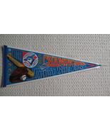 Toronto Blue Jays 1993 Champions MLB Felt Pennant Baseball  - $24.99