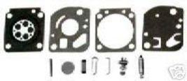 Carb Kit for Homelite ST-155, ST-175, ST-285, ST-385 for Zama C1U-H10 Zama Sears - $14.87