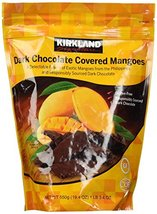 Kirkland Signature Dark Chocolate Covered Mangoes,19.4 Oz - $22.78
