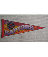 Toronto Raptors NBA Felt Pennant Basketball Souvenir - $9.99