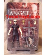 Angel Season 5 SPIKE James Marsters Action Figure from BUFFY the Vampire... - $31.19