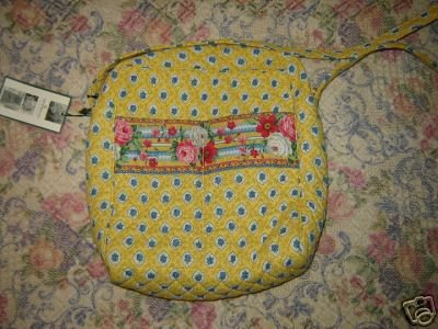 Vera Bradley Elizabeth Day Out Baby Diaper Bag Unused